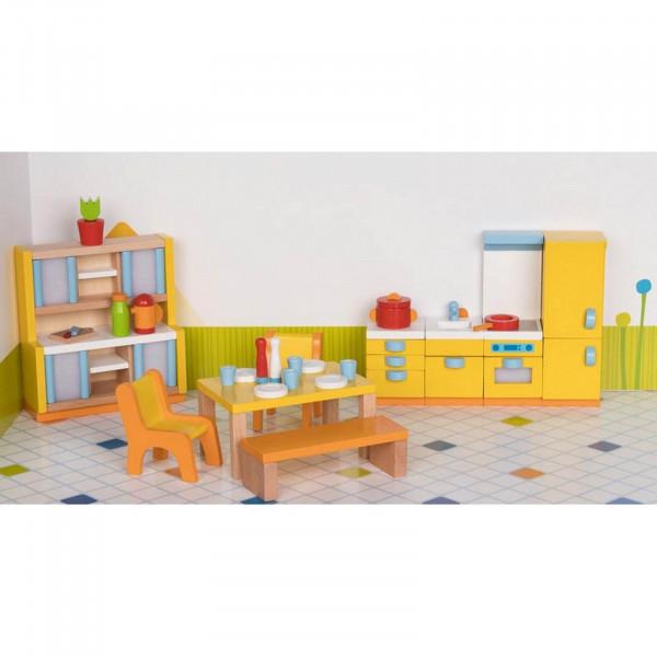 GoKi Puppenmöbel Küche Puppenhausmöbel
