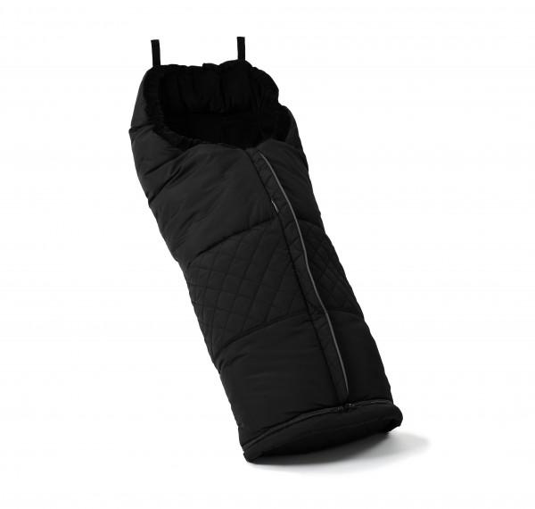 Emmaljunga Fußsack Outdoor Black