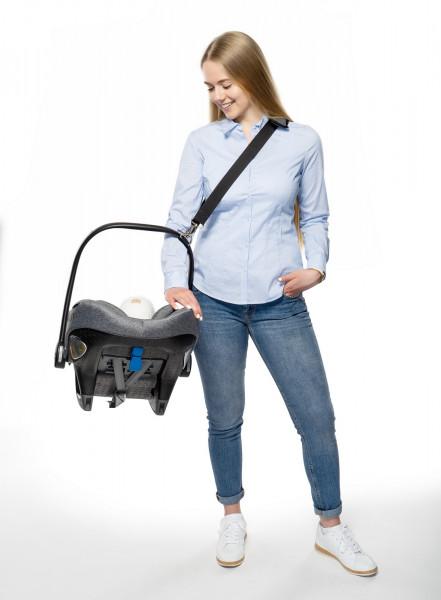 Reer Clip&Go Carry Tragegurt für Babyschalen
