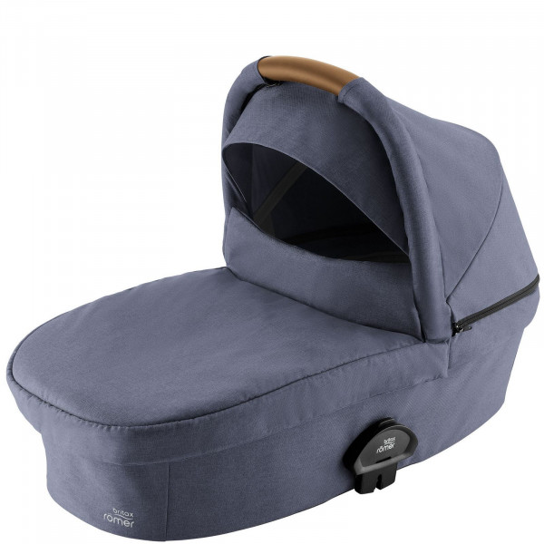 SMILE III Kinderwagenaufsatz - Indigo Blue