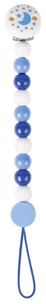 GoKi / Heimess Schnullerkette - Blau