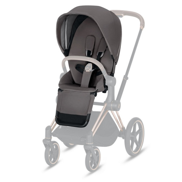 Cybex PRIAM Seat Pack - Manhattan Grey Plus