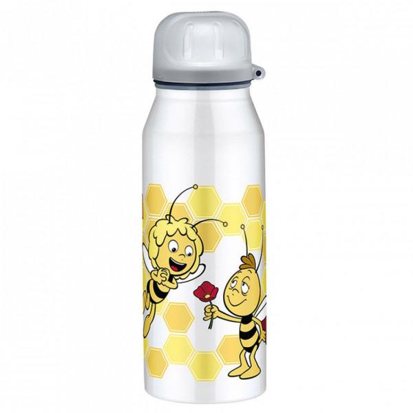 Isolierflasche von Alfi Bienen und Käfer