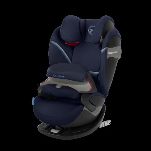 Cybex Pallas S-Fix Kindersitz - Navy Blue