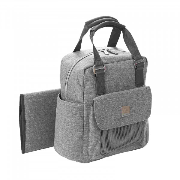 "Ergobaby Wickeltasche ""The take Along"" Grey Sport"