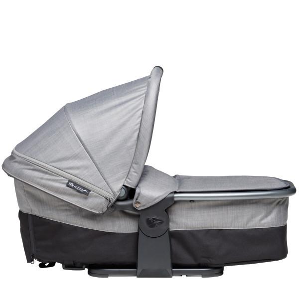 TFK Mono Kombieinheit (Wanne/Sitz)- Grau