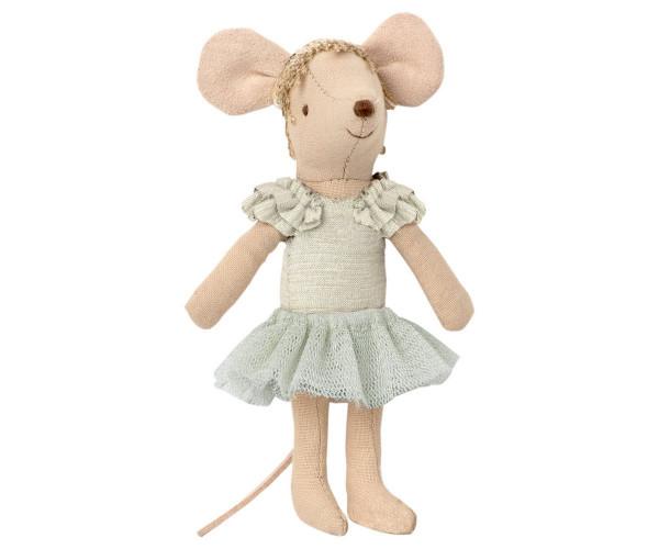 Maileg Dance mouse, Big sister- Swan Lake