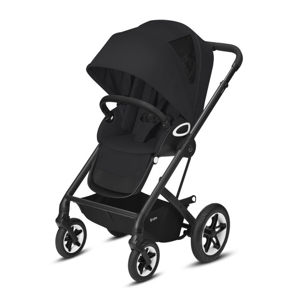 Cybex Talos S Lux BLK Kinderwagen- Deep Black