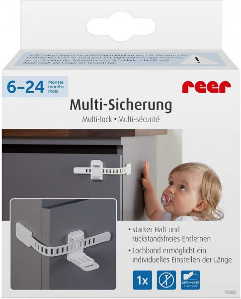 Reer Multi-Sicherung