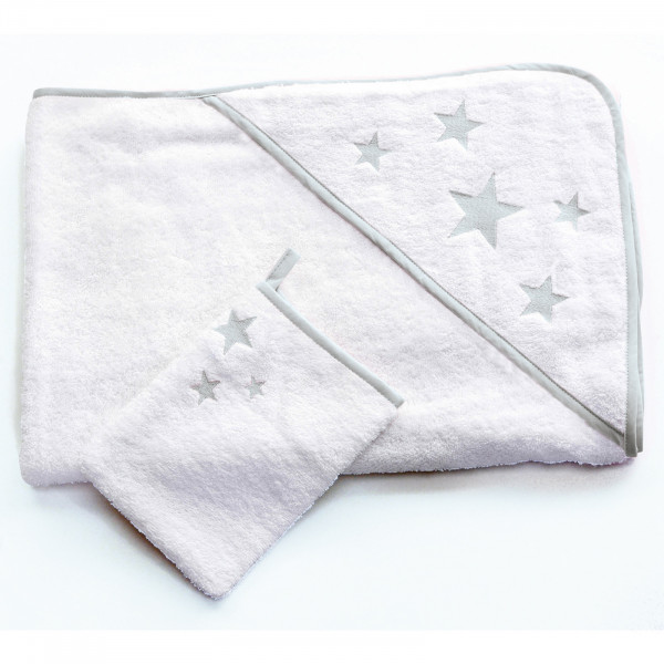 Schroeders Hooded Bath Towel