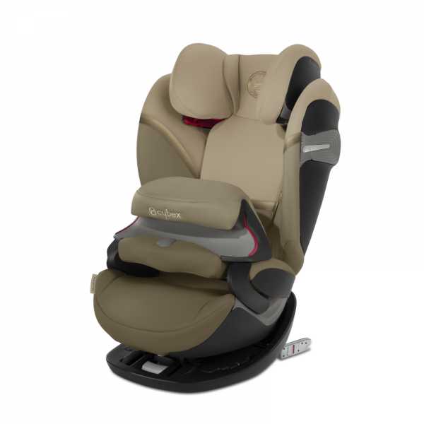 Cybex Pallas S-Fix Kindersitz - Classic Beige