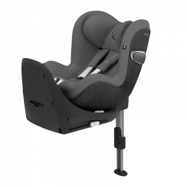 Cybex Sirona Z i-Size Kindersitz - Soho Grey