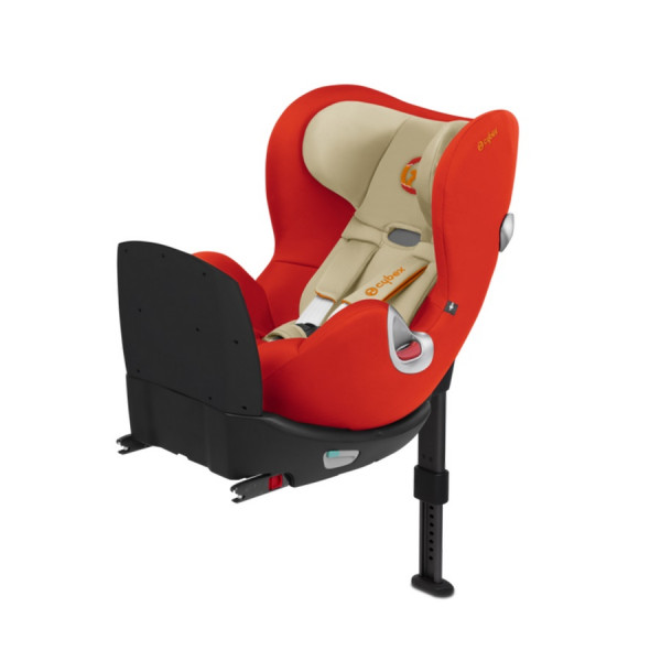 Cybex Sirona Q i-Size Reboarder - Autumn Gold / burnt red