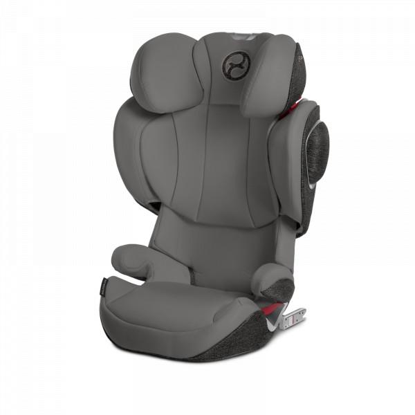 Cybex Solution Z-Fix Kindersitz - Soho Grey