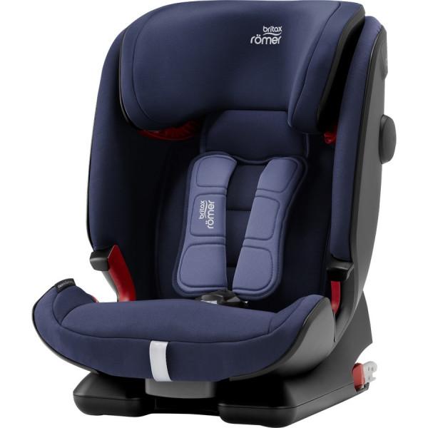 Britax Römer ADVANSAFIX IV R Kindersitz - Moonlight Blue