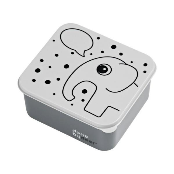 Done by Deer Lunch box (Brotdose), Elphee 2020- Grey
