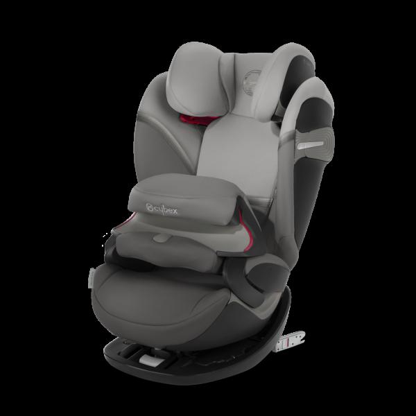 Cybex Pallas S-Fix Kindersitz - Soho Grey