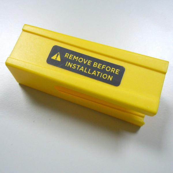BeSafe Ersatzteil Schutzkappe gelb für Stützfuss iZi Modular i-Size Base