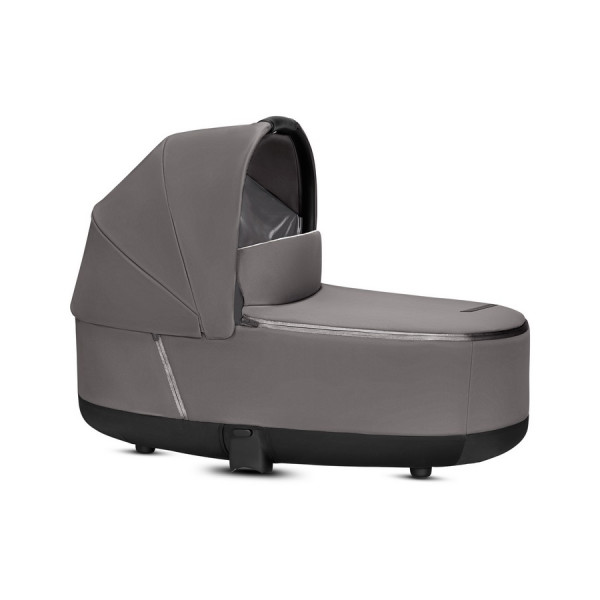 Cybex PRIAM Lux Kinderwagenaufsatz - Manhattan Grey Plus