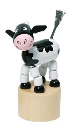 GoKi Wackelfiguren - Kuh