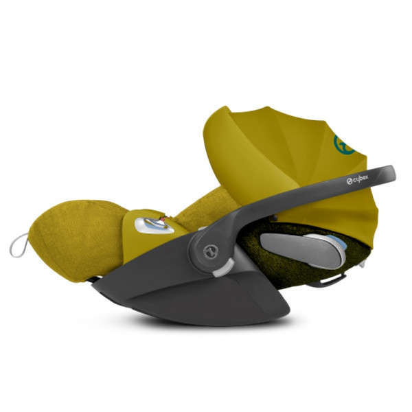 Cybex Coud Z i-Size PLUS inkl. SensorSafe Mustard Yellow