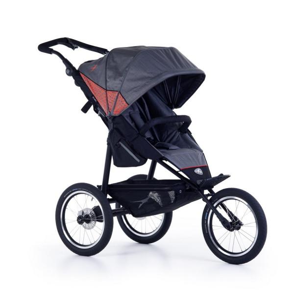 TFK Joggster Sport 2 Kinderwagen - Quiet Shade