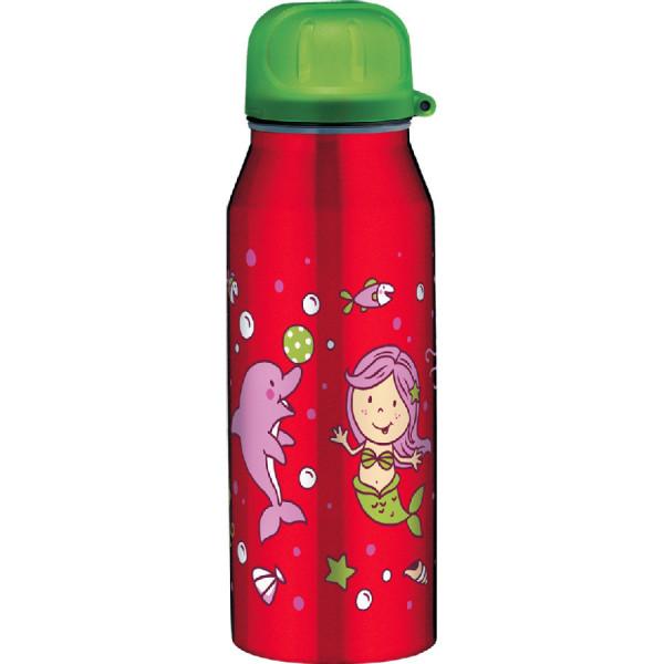 Isolierflasche von Alfi Meerjungfrau