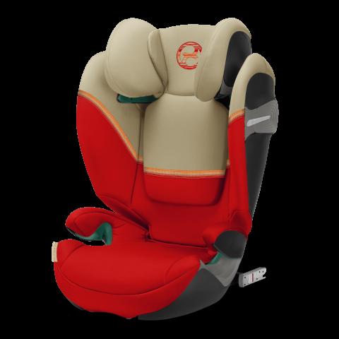 Cybex Solution S Fix Kindersitz - Autumn Gold