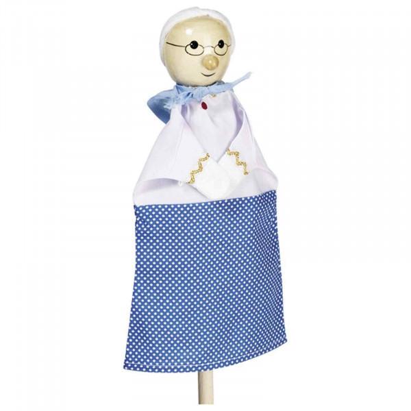 GoKi Handpuppe Großmutter