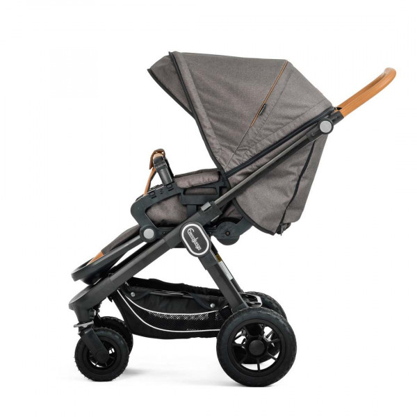 Emmaljunga NXT60 F Kinderwagen - Outdoor Timber