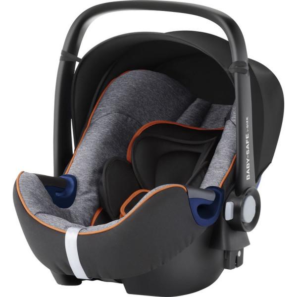 Britax Römer Baby-Safe2 i-Size Babyschale - Black Marble