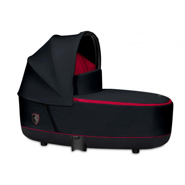 Cybex PRIAM Lux Kinderwagenaufsatz - Victory Black