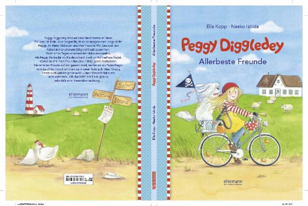 GoKi Bilderbuch Peggy Diggledey - Allerbeste Freunde