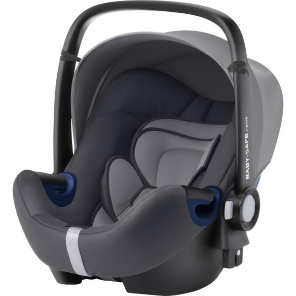 Britax Römer Baby-Safe2 i-Size Babyschale - Storm Grey