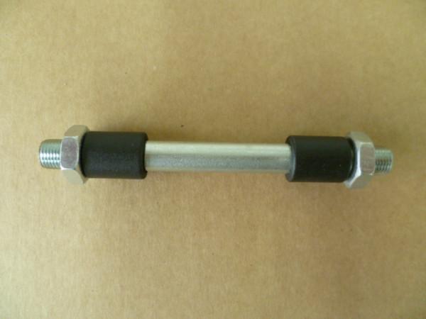 TFK Ersatzteil Vorderachse für 12 Zoll Vorderrad - Kunststoff