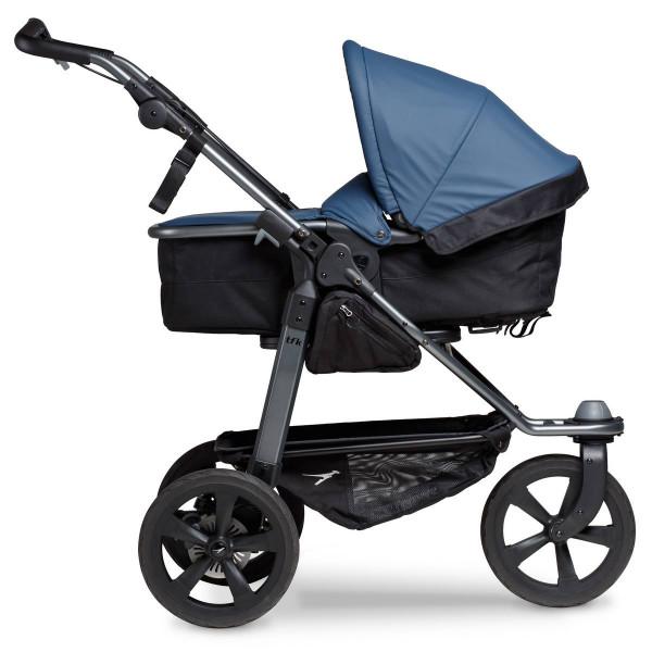 TFK Mono Kombi Kinderwagen mit Luftkammer Radset - Antiseptisch