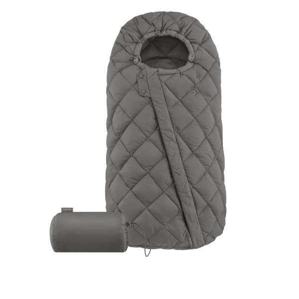 Cybex Fußsack Snogga- Soho Grey
