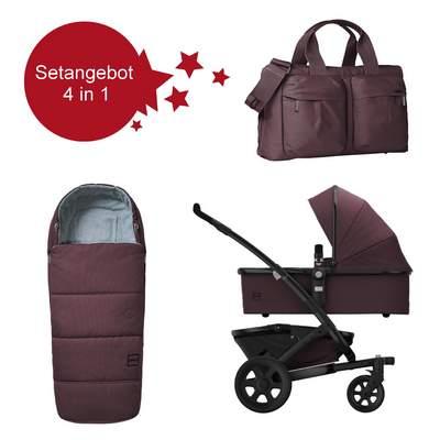 Joolz-Geo-2-Kinderwagen-Setangebot-4-in-1-Epic-Maroon