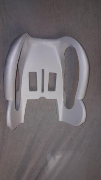Besafe Ersatzteil Styropor Rücken- und Schulterbereich für iZi Go Modular i-size