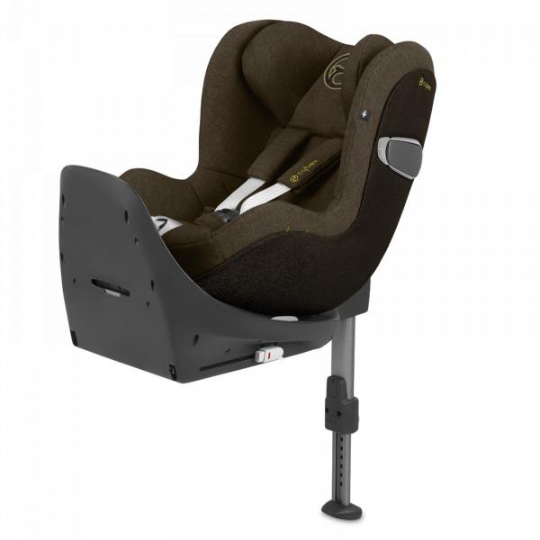 Cybex Sirona Z i-Size Kindersitz - Khaki Green Plus