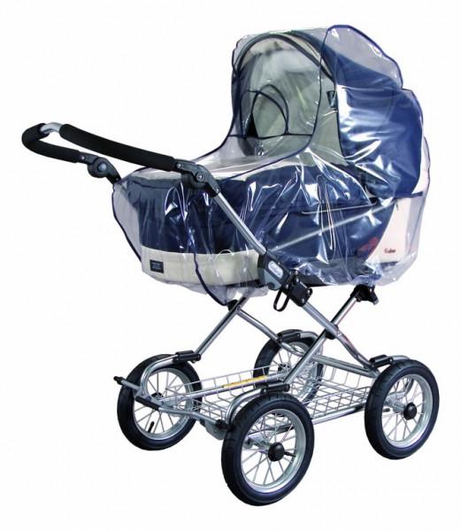 Sunny Baby Universal Regenverdeck Regenhaube Regenschutz für Kinderwagen groß