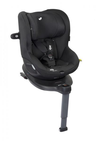 Joie i-Spin 360 E / i-Size Reboard-Kindersitz- Coal
