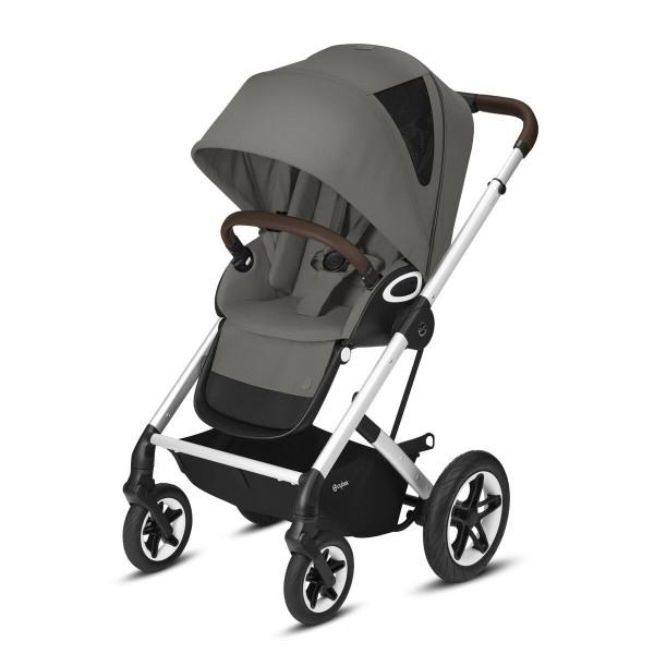 Cybex Talos S Lux SLV Kinderwagen- Soho Grey