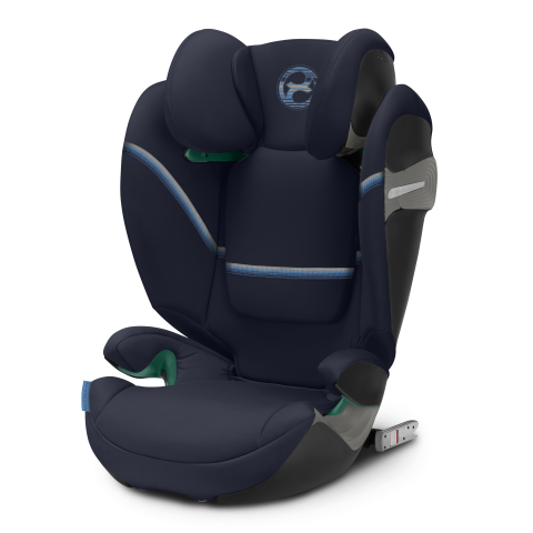 Cybex Solution S Fix Kindersitz - Navy Blue