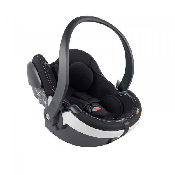 BeSafe iZi Go Modular i-Size White Edge Babyschale - Car Interior