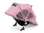 Bugaboo Donkey Sonnendach mit Lüftungsfenstern - Soft Pink
