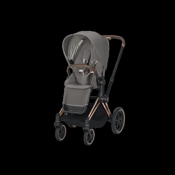 Cybex PRIAM Seat Pack - Soho Grey
