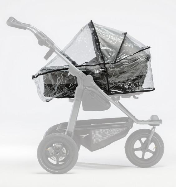 TFK Regenschutz für Mono Kombi Kinderwagen- Wanne