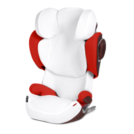 Cybex Sommerbezug für Solution Z-fix - White