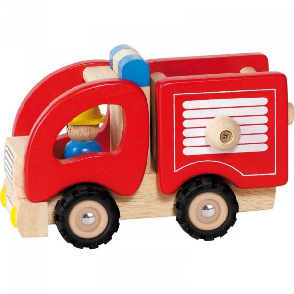 GoKi Feuerwehrauto aus Holz